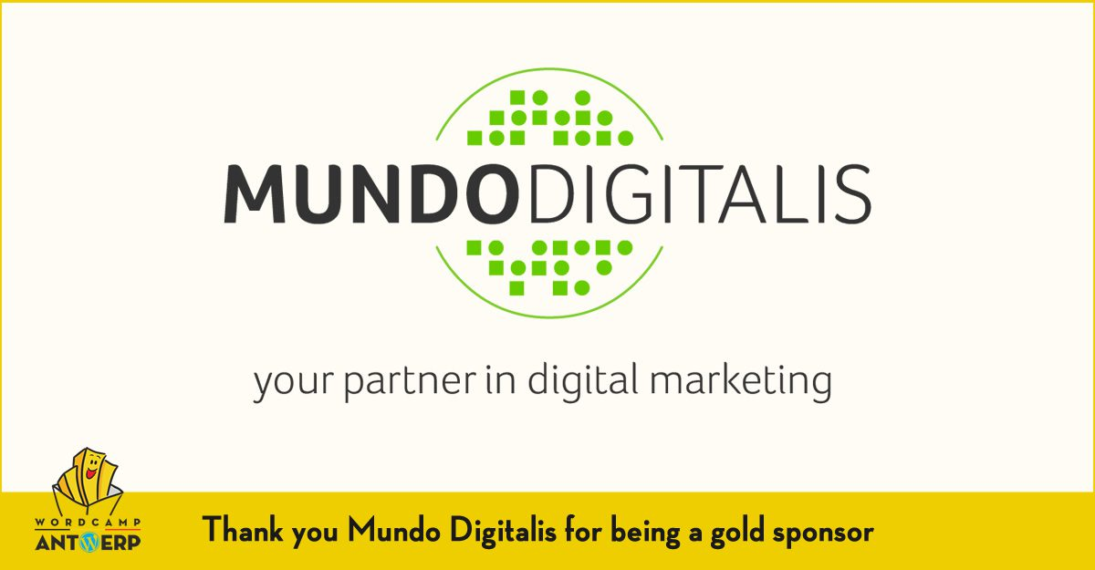 Thank you Mundo Digitalis
