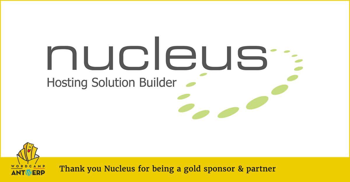 Thank you Nucleus